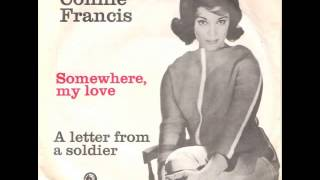 Watch Connie Francis Somewhere My Love video