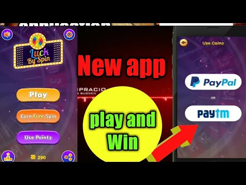 New Launch Luck by spin 2018 casino Game app - 동영상