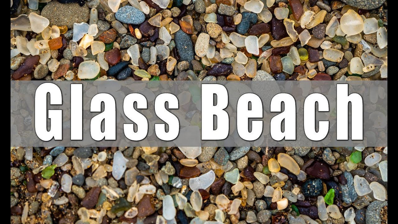 Exploring Glass Beach in Fort Bragg