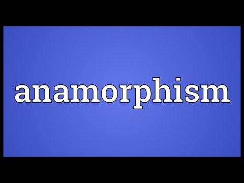 Header of anamorphism