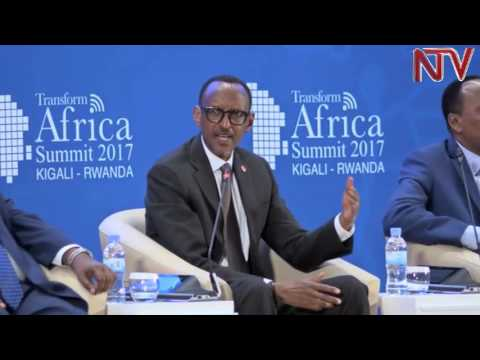 Kigali summit: Heads of state discuss using ICT to accelerate Africa's socio-economic transformation