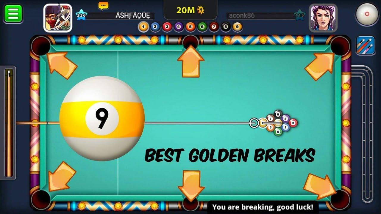 How to Break in 9 Ball