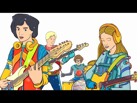 Calpurnia - Wasting Time (Official Video)