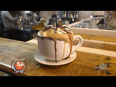 New pick-me-up spot located in New Braunfels