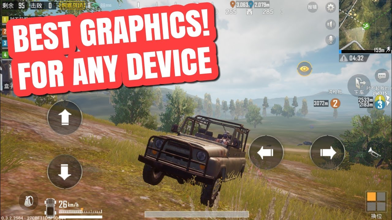 Pubg Mobile Hdr Extreme Realistic Gameplay Android Ios