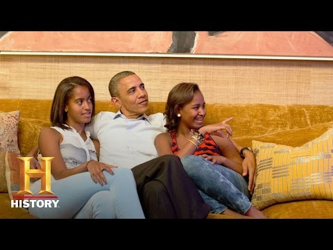 Obama, the Family Man | The 44th President in His Own Words | History