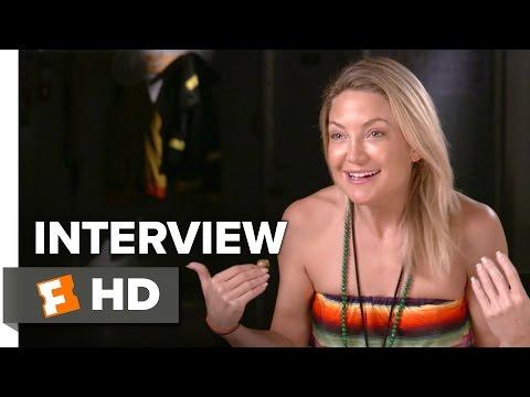 Deepwater Horizon Interview - Kate Hudson (2016) - Drama