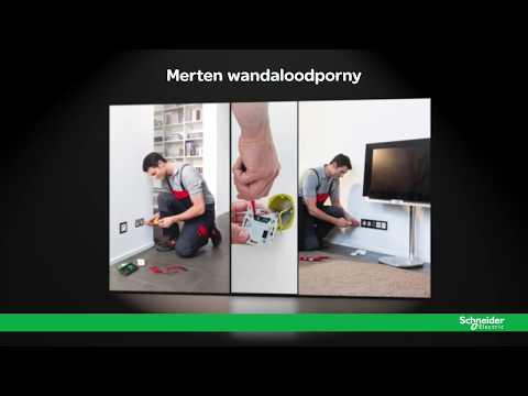 Seria osprzętu elektroinstalacyjnego Merten od Schneider Electric