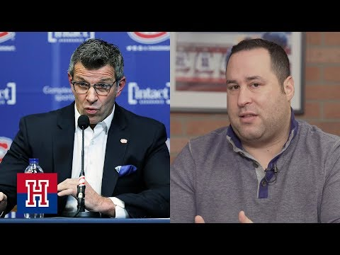 Canadiens GM Bergevin lays blame on players | HI/O Show