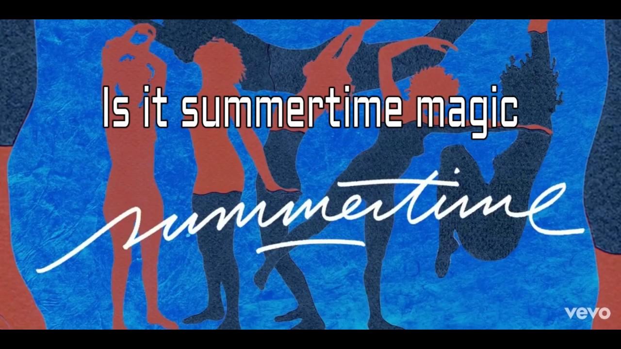 summer time magic lyrics
