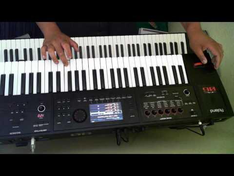 Roland FA-06 Pitch Joystick Problem