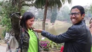 Funny Coin Prank in Shillong, India.