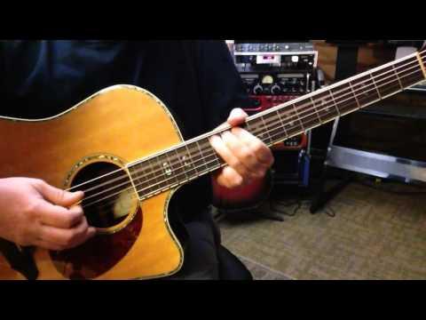 Alternate Tuning FGCFGC - Key F Major
