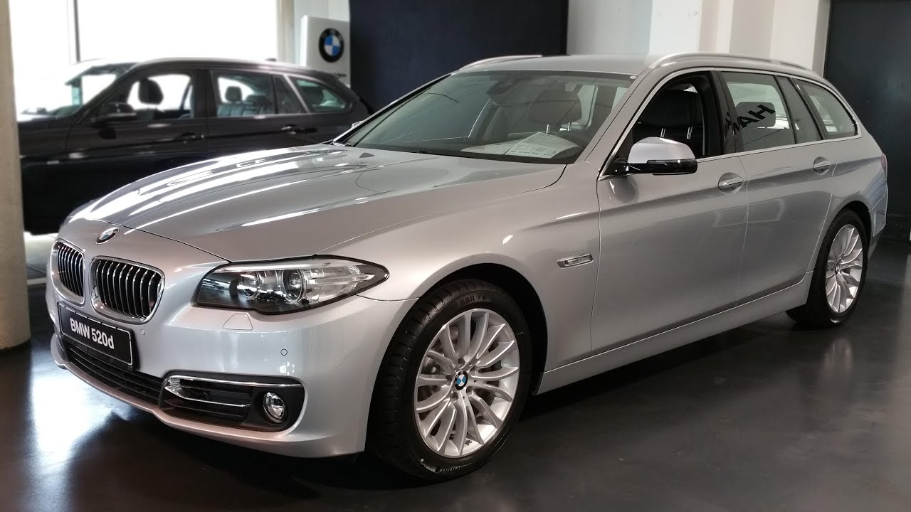 2015 bmw 520d xdrive touring luxury line. Black Bedroom Furniture Sets. Home Design Ideas
