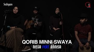 QORIB MINNI SWAYA - SABYAN feat Annisa (Lirik Music Video) Download Mp3