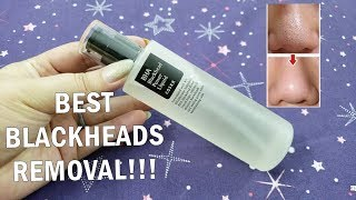 COSRX BHA Blackhead Power Liquid | Korean Skincare