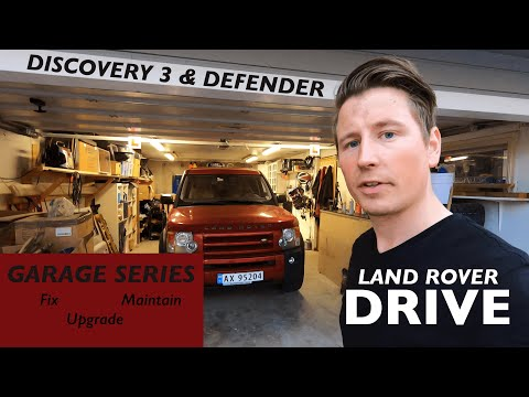 How to repair Land Rover Discovery 3 LR3 & Land Rover Defender in LRD Garage Series