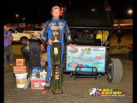 2016 RaceSaver Nationals Champion Jack Dover