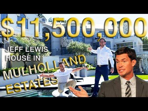 11.5 MILLION JEFF LEWIS HOUSE TOUR | JOSH ALTMAN | REAL ESTATE | EPISODE #48