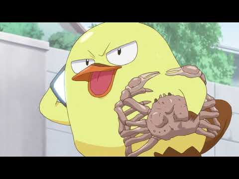 Sabagebu! - Platy & Crab escape from the Survival Game Club