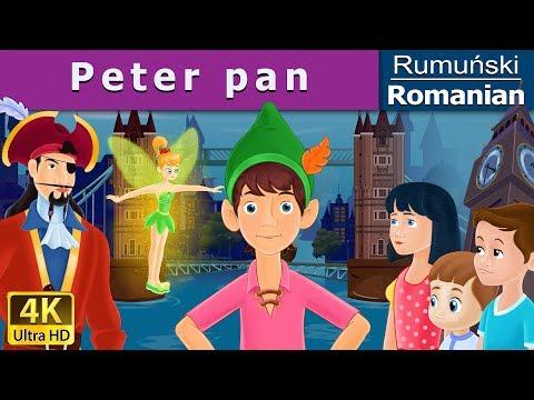 Peter Pan | Povesti pentru copii | Basme in limba romana | Romanian Fairy Tales Mp3
