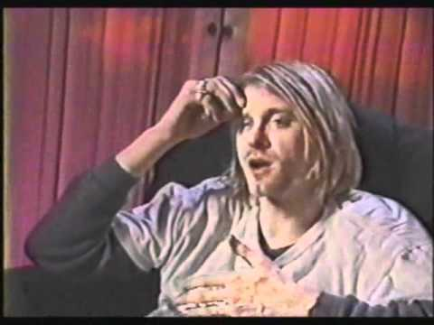 Kurt Cobain Interview 1993 Part 1
