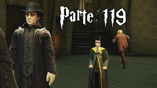 #119 Harry Potter: Hogwarts Mystery - Travessuras Sombrias
