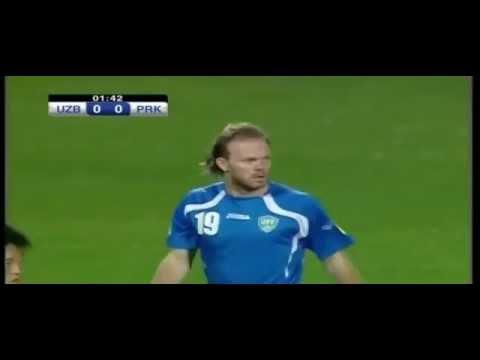 Узбекистан - Северная Корея 3 : 1 Обзор матча