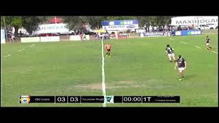 Old Lions 32 – Tucumán Rugby 34 #RegionalDelNOA