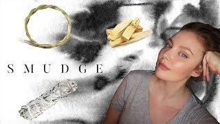 Sacred Space | Smudging: Sage, Sweetgrass & Palo Santo | Gigi Young