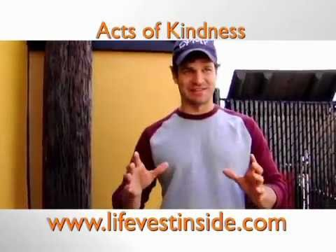 Voices of Kindness - Life Vest Inside