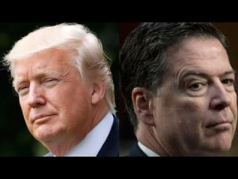 Thumbnail: Trump's firing of Comey not obstruction in Russia probe?
