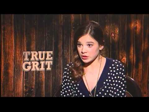Interview with Hailee Steinfeld for True Grit