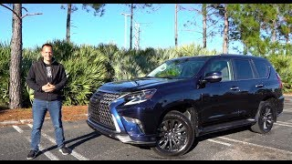 Is the updated 2020 Lexus GX 460 the BEST off road luxury SUV to BUY?