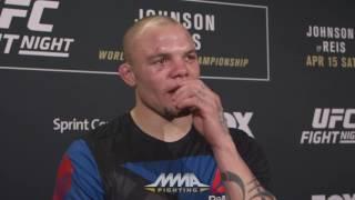UFC on FOX 24: Anthony Smith Reflects Back on Wild Comeback KO Over Andrew Sanchez