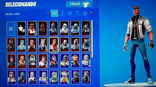 Change account Fortnite Pass 6.7 Full more than 45 skins (read the description)