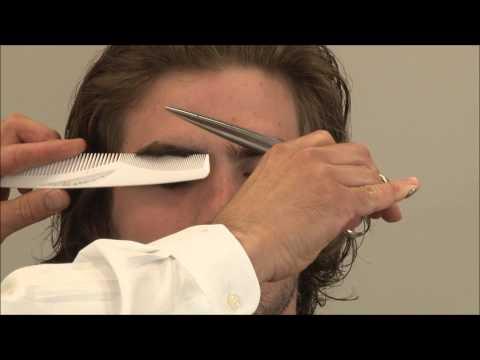 Long Men's Layered Haircut – Long Men's Hairstyles – Part 4
