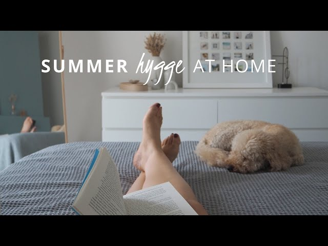 HOW TO FIND HYGGE AT HOME IN SUMMER | That Scandinavian Feeling