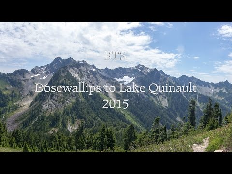 Olympic Peninsula - Dosewallips to Lake Quinault