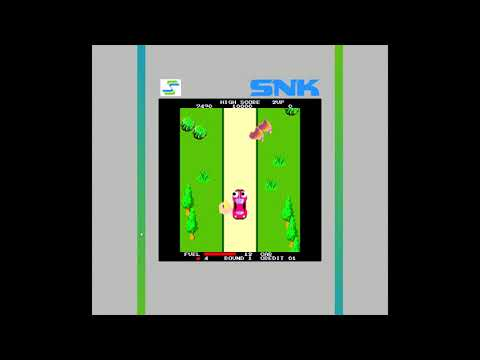 SNK 40th Anniversary Collection: Munch Mobile |