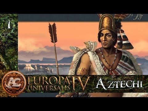 Aztechi #1 - Sunset Invasion || EU4 Gameplay ITA