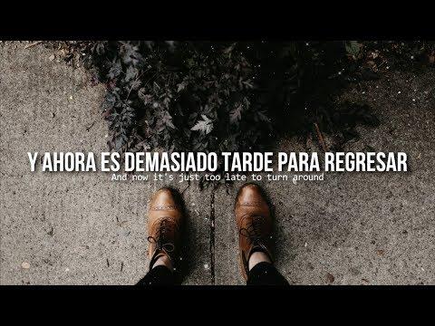 Long way down • One Direction | Letra en español / inglés