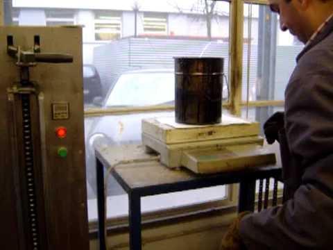 Asphalt Laboratory Mixture