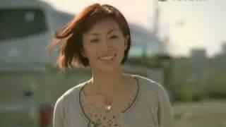 酒井法子 TOYOTA NOAH CM パパはドタバタ篇 2009 May 01 残念です