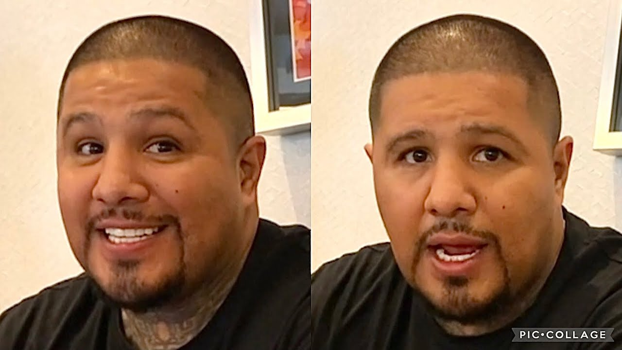 """FERNANDO VARGAS """"CANELO IS THE BEST FIGHTER IN THE WORLD, HE'LL FIGHT ANYONE TALKS CANELO SAUNDERS"""""""