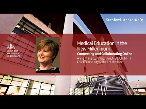 Stanford Med X Live! Connecting and collaborating online