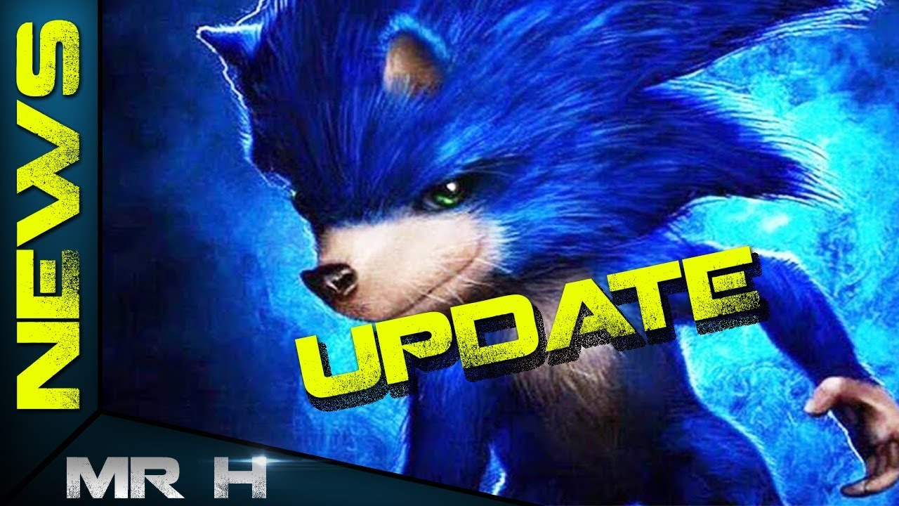 Sonic The Hedgehog Movie Concept Art First Look Image Reveal