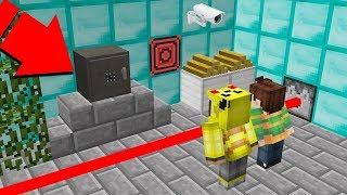 ISMETRG İMKANSIZ SOYGUN YAPIYOR! 😱 - Minecraft