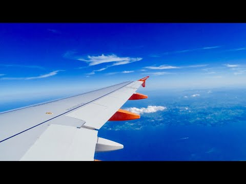 SCENIC | EasyJet A320-200 Departure from Belfast International!