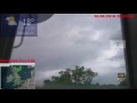 Weather cam Live Stream with Radar